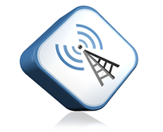 Wireless Communications Icon