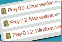 prey Download Free Laptop Tracking Software