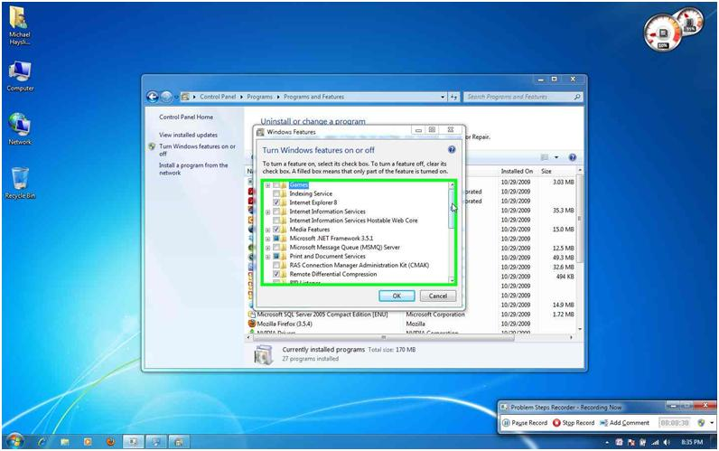 103009 0447 HowtoEnable5 How to Enable Telnet in Windows 7