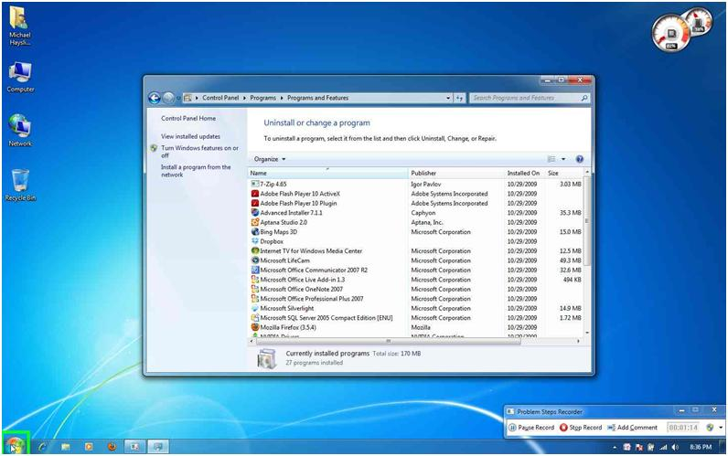 103009 0447 HowtoEnable6 How to Enable Telnet in Windows 7