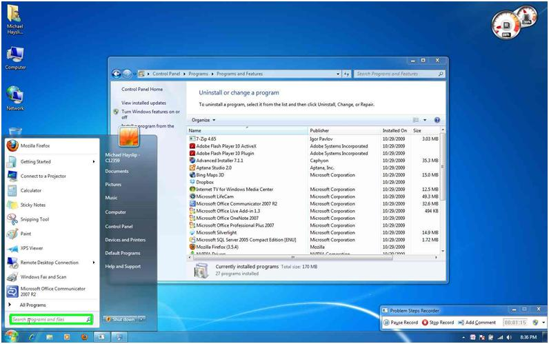 103009 0447 HowtoEnable7 How to Enable Telnet in Windows 7
